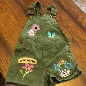Other - 12m overalls girls